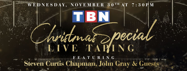 Tbn Christmas Psa 2020 Wednesday for a special Christmas taping for TBN that will be held